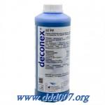 Deconex 50 FF  за дезинфекция на повърхност и апаратура.
