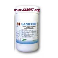 САНИФОРТ дезинфекция на повърхности, дезинфекция на вода