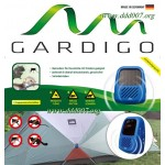 Мобилен соларен уред против насекоми и гризачи