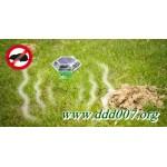 DIAMANT от GARDIGO - соларен уред против къртици, сляпо куче, змии и мравки.