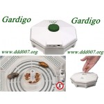 Електронно устройство против хлебарки, мокрици и други безкрили насекоми.
