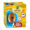 ZANZA SONIC е комбиниран електронен уред против комари за 200 кв.м.