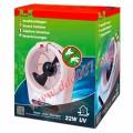 SWISSINNO Швейцария - Инсектицидна лампа с всмукателен вентилатор за 80 кв.м.