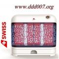 Swissinno - Електрически LED уред за унищожаване на комари, мухи и молци.