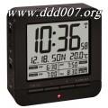 Автоматичен радиосверяем часовник с 4 аларми и термометър