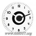 Безшумен стенен часовник- POLO - TFA 60.3015